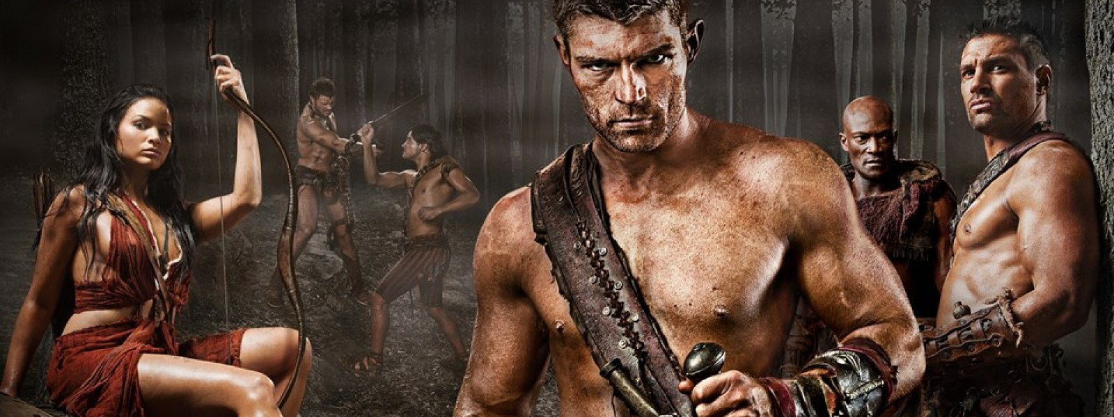 Spartacus photos pics 8