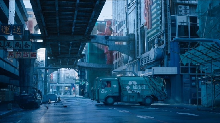 Wellington's Ghost in the Shell Transformation