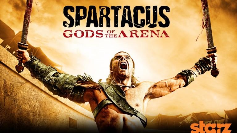 Spartacus prequel: Gods of the Arena