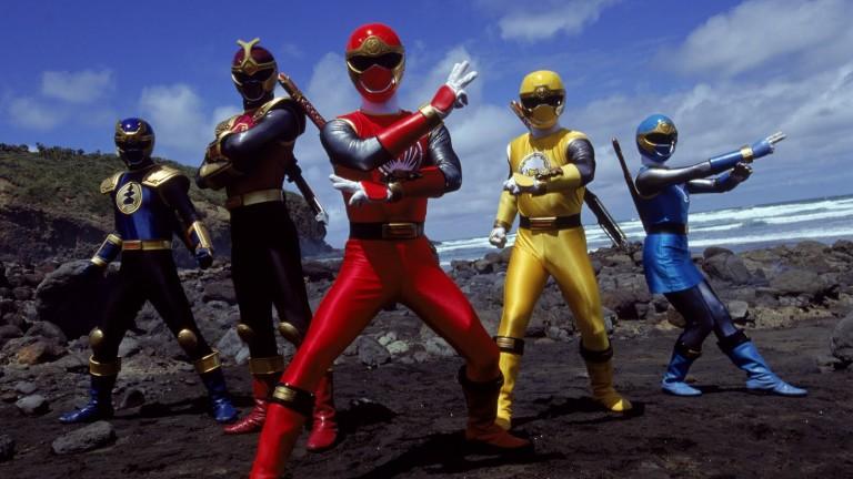 Power rangers ninja storm episode 16