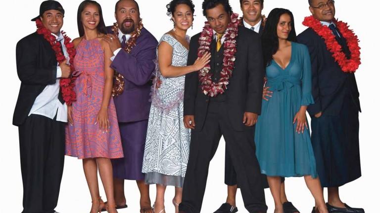 Sione's Wedding cast