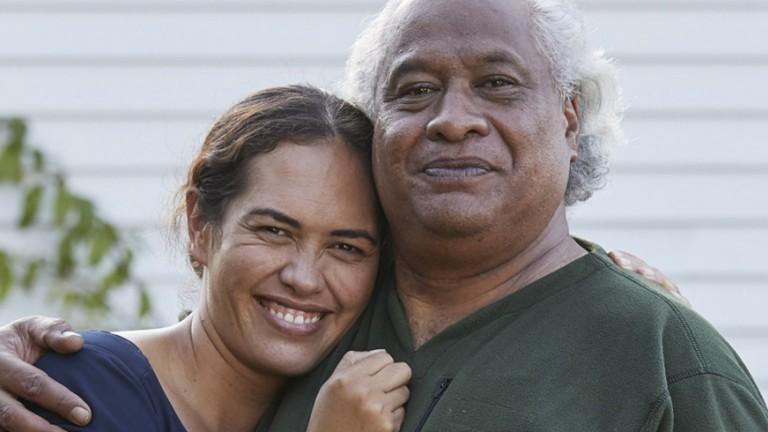 Daddy's Girl (Kotiro) winner of the audience award NZIFF NZ's Best 2019