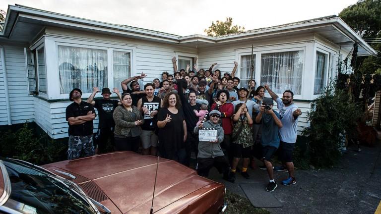 The Messiah cast & crew