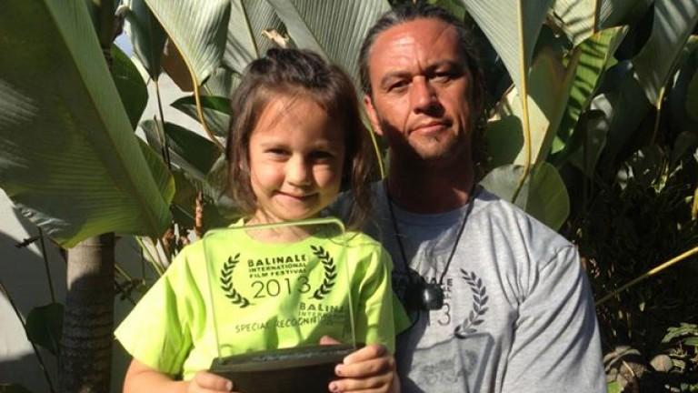 Special Recognition Award for Tatarakihi: The Children of Parihaka