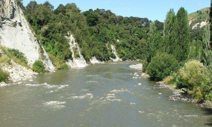 Rangitikei River, Manawatu-Wanganui, North Island