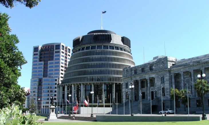 Parliament House, Wellington, North Island