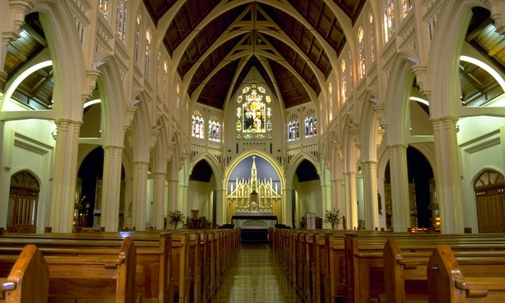 St Mary of the Angels, Wellington, North Island
