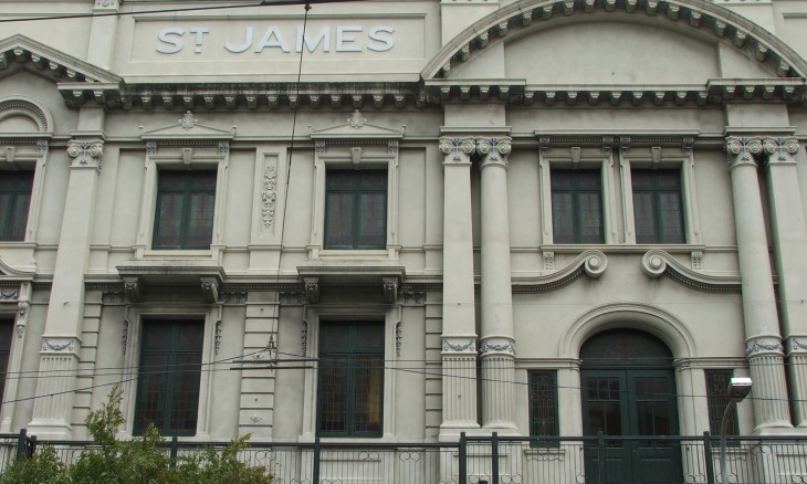 St James Theatre, Wellington, North Island