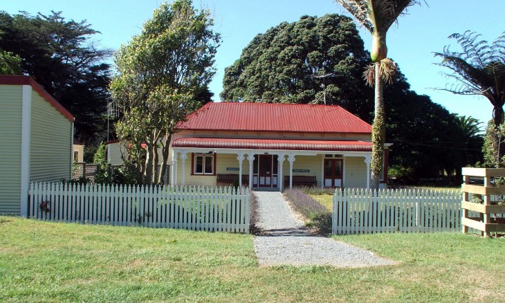 Battle Hill Farm, Wellington, North Island