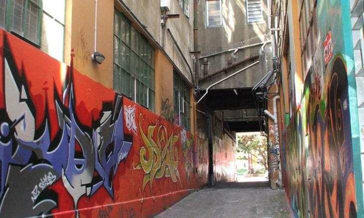 Ghuznee Street, Wellington, North Island