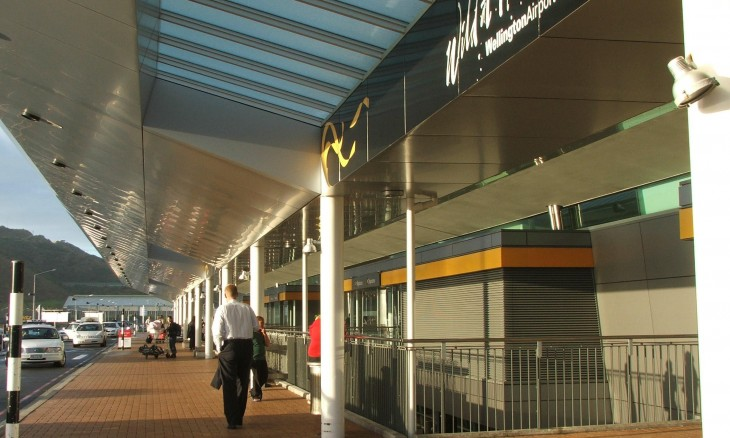 Wellington Airport, Wellington, North Island