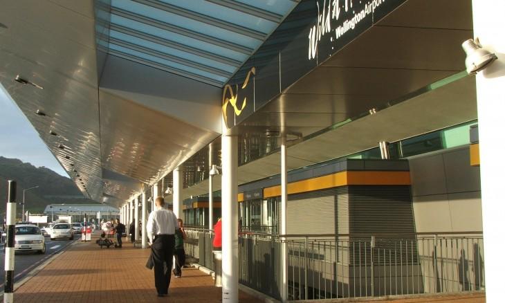 Wellington Airport, Wellington, North Island
