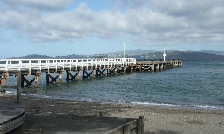 Days Bay, Wellington, North Island
