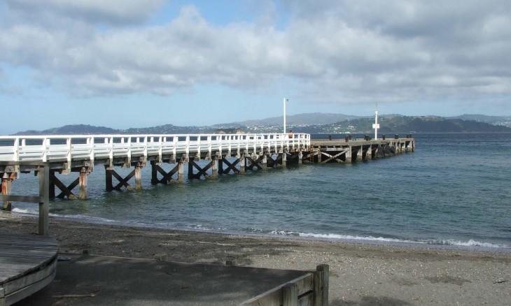 Days Bay, Wellington, North Island