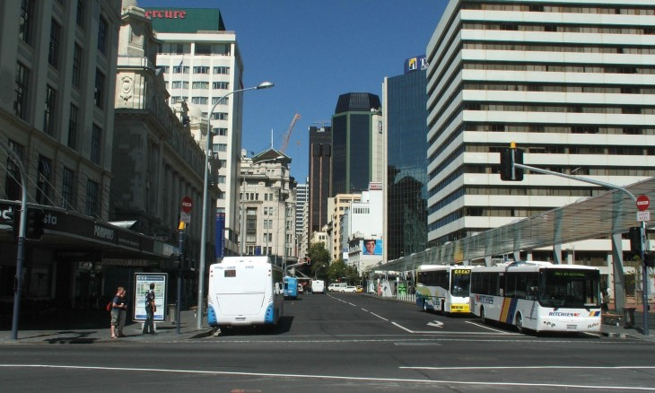 Queen Street, Auckland, North Island