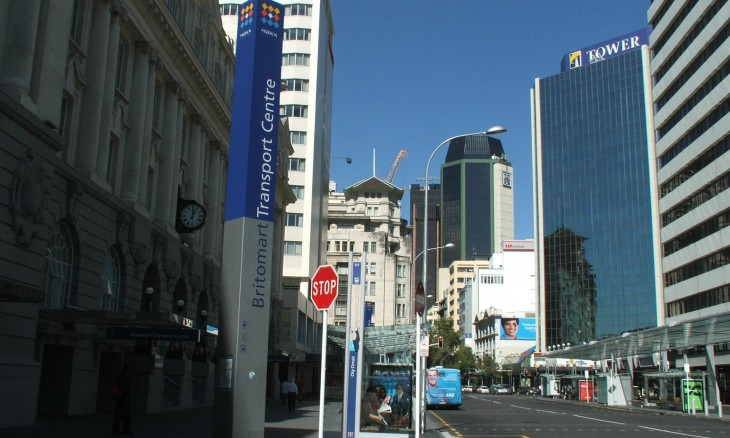 Britomart Transport Centre, Auckland, North Island