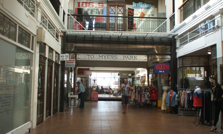 St Kevins Arcade, Auckland, North Island