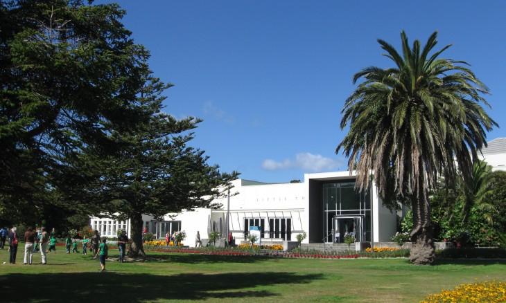 Little Theatre in Lower Hutt, Wellington, North Island