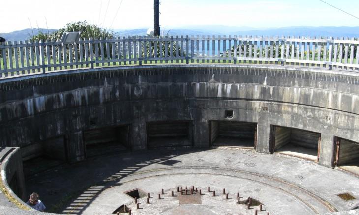 Wrights Hill Fortress, Wellington, North Island