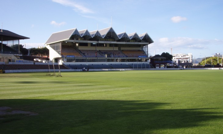Basin Reserve Cricket Ground, Wellington, North Island