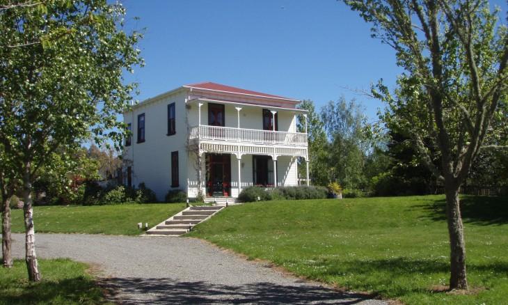 Gladstone Vineyard, Wairarapa, North Island