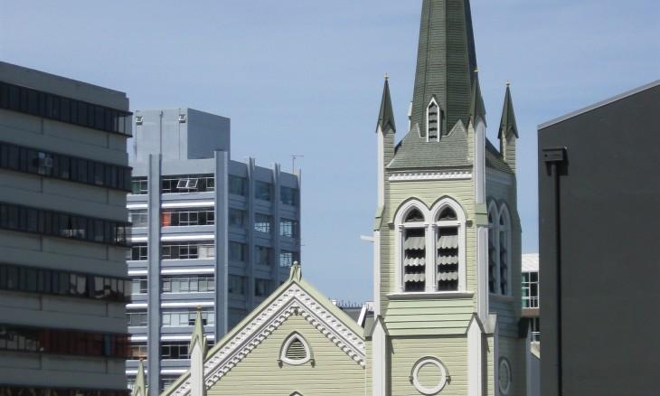 St Peters, Wellington, North Island