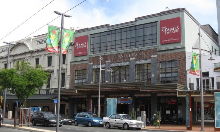 St James Theatre, Wellington, North Island