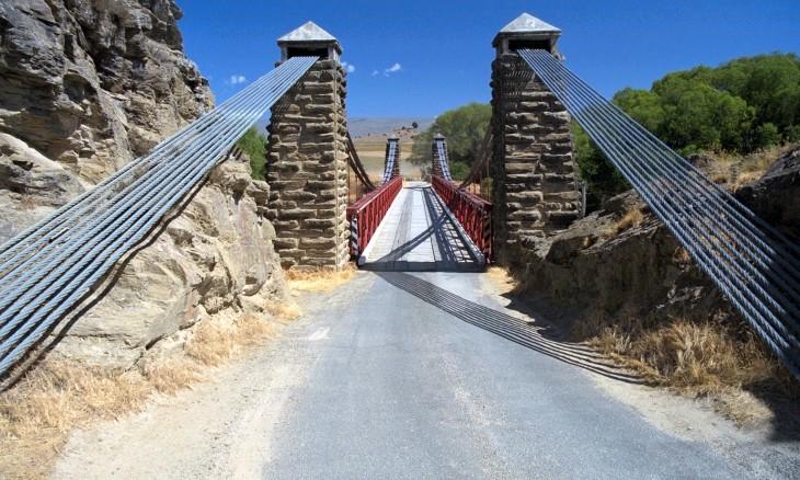 Ophir Bridge, Otago, South Island