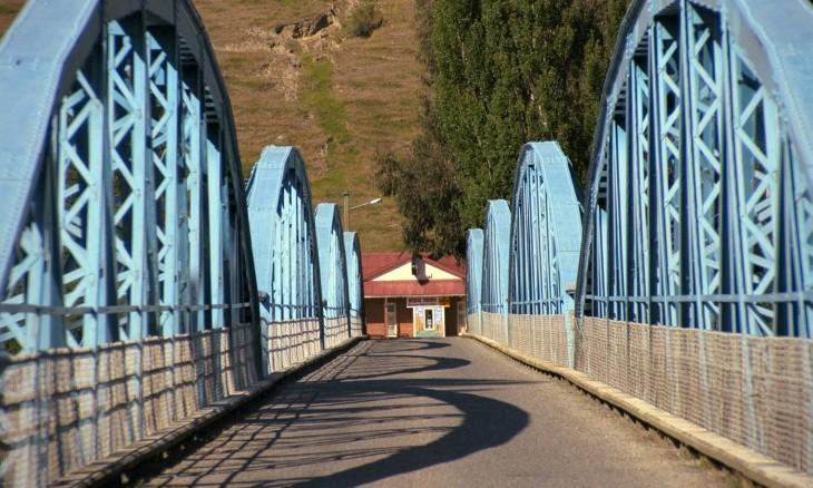 Millers Flat Bridge, Otago, South Island