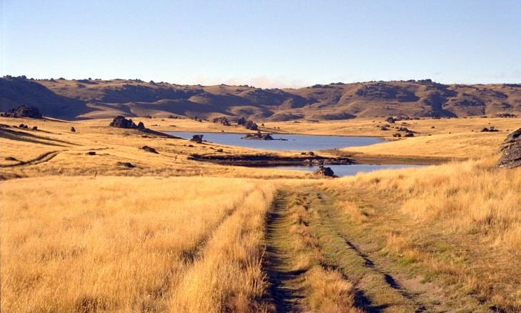 Poolburn Reservoir, Otago, South Island