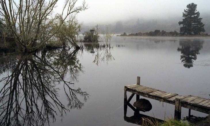 Lake Whakamaru, Waikato, North Island