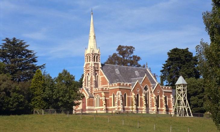 Church, Otago, South Island