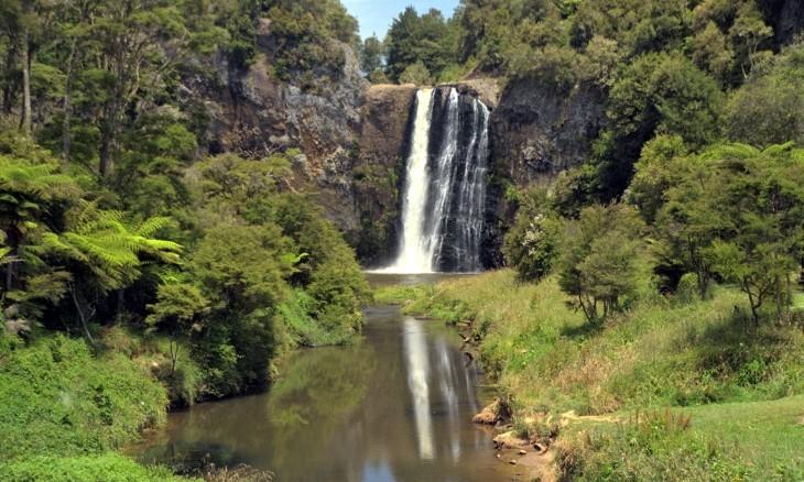 Hunua Falls, Auckland, North Island