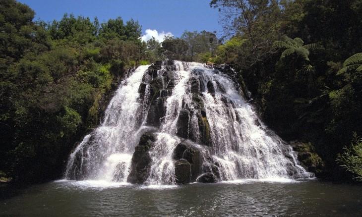 Owharoa Falls, Waikato, North Island