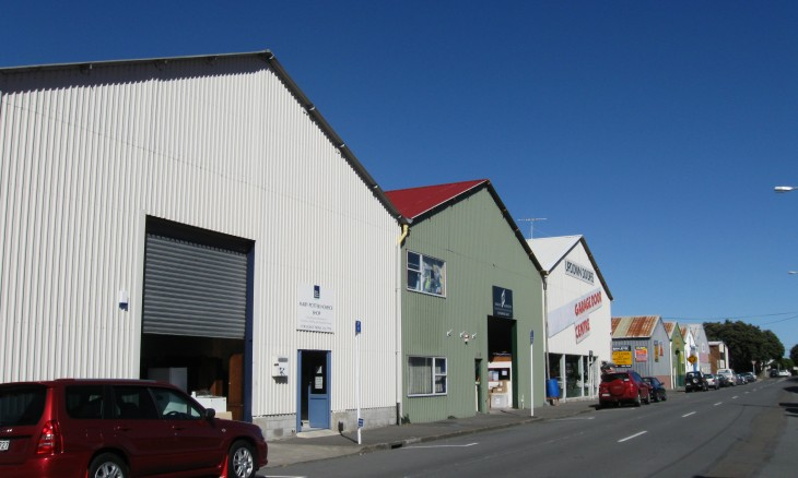 Park Road, Wellington, North Island