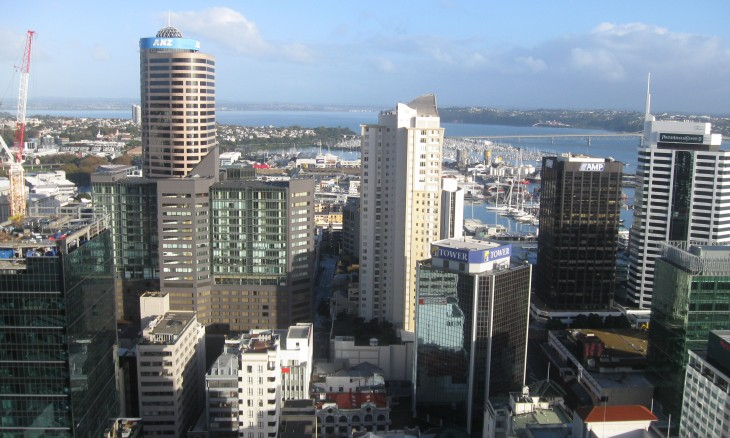 Cityscape, Auckland, North Island