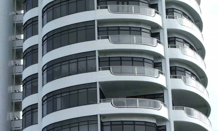 Apartment Building, Auckland, North Island
