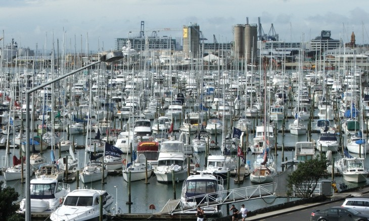 Westhaven Marina, Auckland, North Island