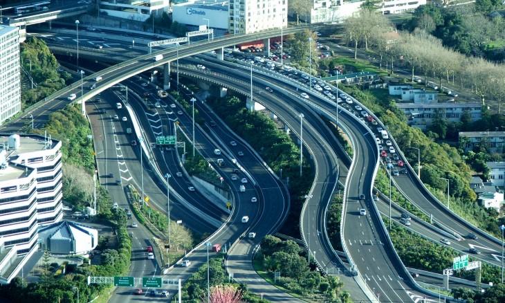 Motorway, Auckland, North Island