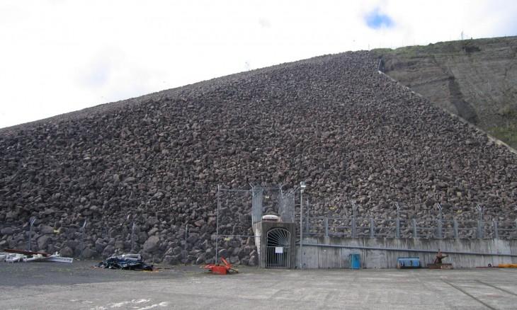 Matahina Dam, Waikato, North Island