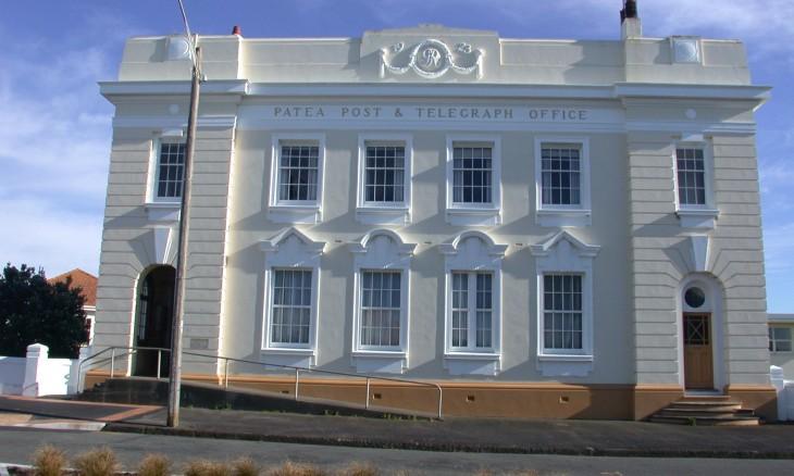 Patea Post Office, Taranaki, North Island
