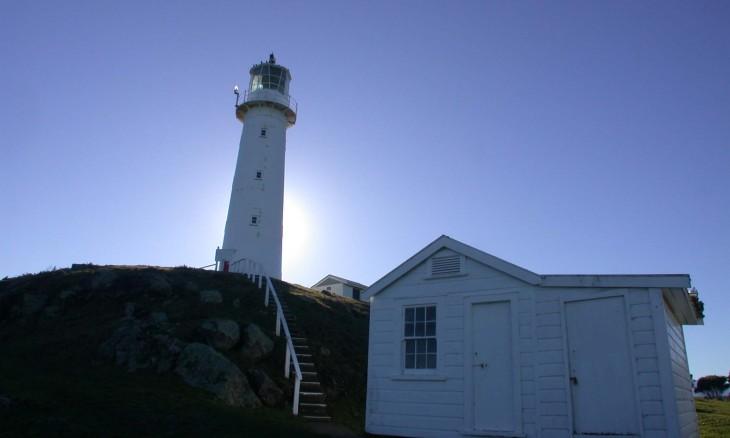 Cape Egmont Lighthouse, Taranaki, North Island