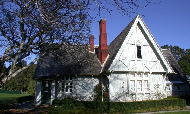 The Gables, New Plymouth, Taranaki, North Island