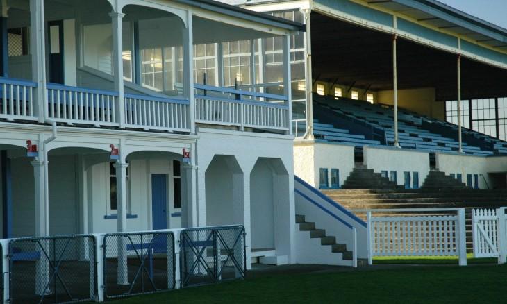 Waverly Racecourse, Taranaki, North Island