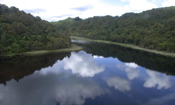Lake Rotokare, Taranaki, North Island
