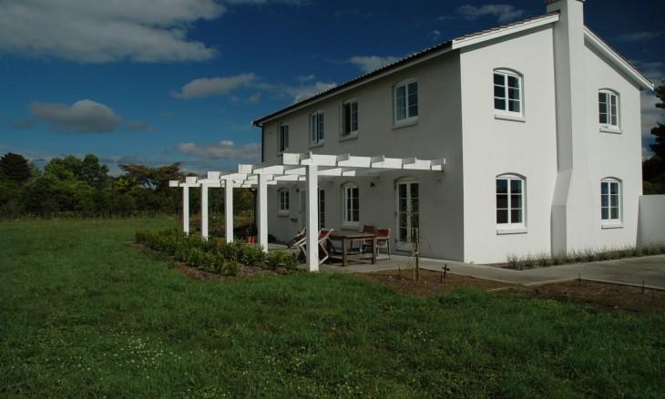 Farmhouse in Coatesville, Auckland, North Island