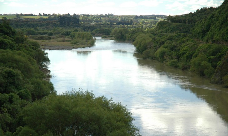 River, Manawatu-Wanganui, North Island