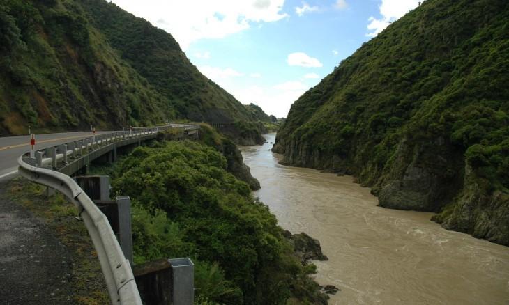 Manawatu Gorge, Manawatu-Wanganui, North Island