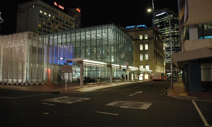 Britomart Transport Centre, Auckland, North Island