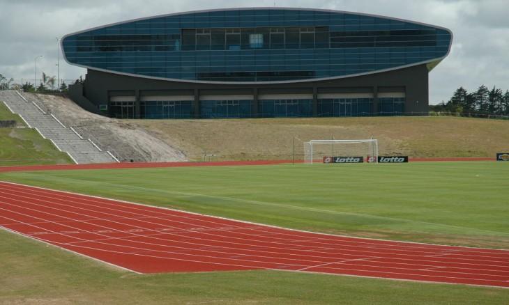 The Trusts Stadium, Auckland, North Island